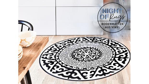 Vinyl-Bodenmatten