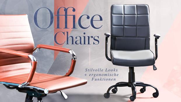 Die schönsten Bürostühle