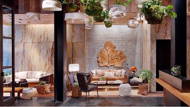 Natural Living im Trend-Hotel
