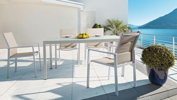 Outdoor-Möbel für Design-Fans