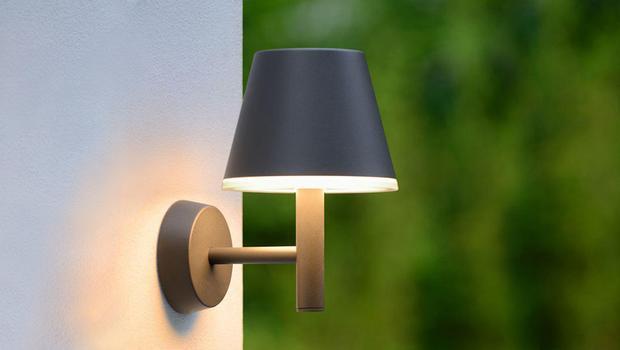 Moderne Outdoor-Leuchten
