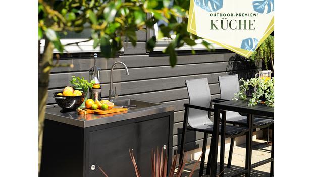 Outdoor Küchen Trend : Kochen garten outdoor kueche artusi murl me