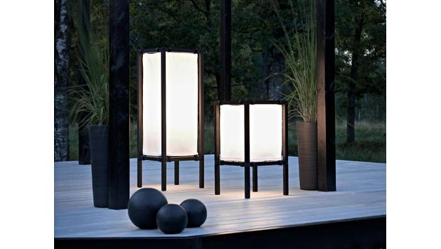 Moderne Outdoor-Lichter