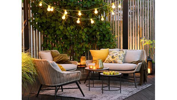Outdoor-Möbel mit Stil