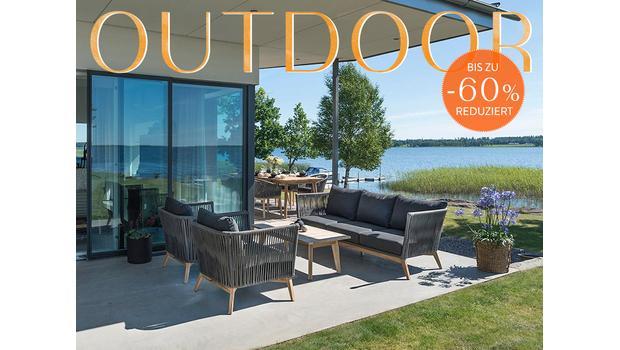 Der große Outdoor-Möbel-Sale