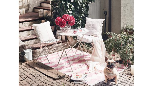 Outdoor-Bistro-Set für 89 €