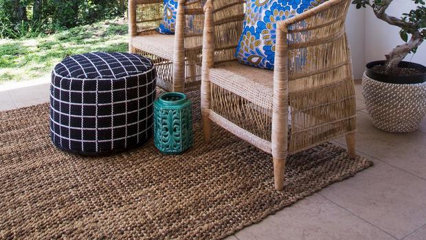 Teppiche für Balkon & Garten