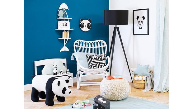 Panda-Style fürs Kinderzimmer