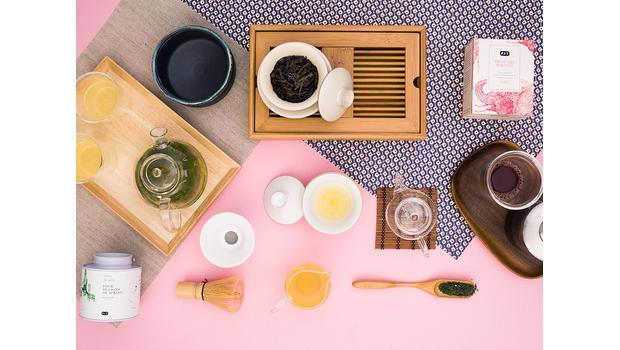 P & T – Paper & Tea