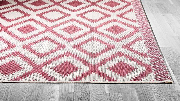 Teppiche in Pastell