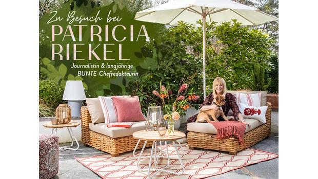 Patricia Riekels Outdoor-Traum