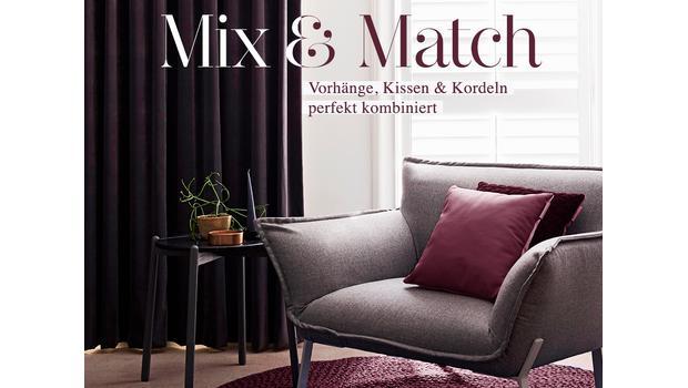 Perfect Match fürs Interior