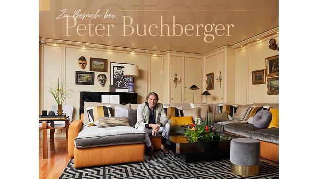 Zuhause bei Peter Buchberger