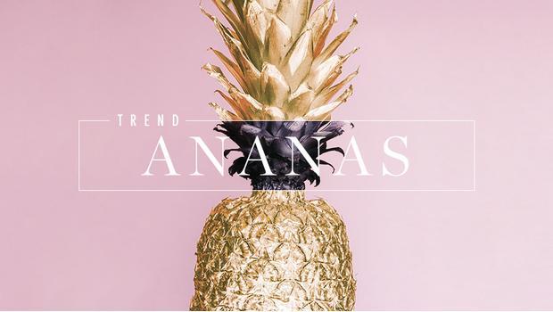 Alles auf Ananas!
