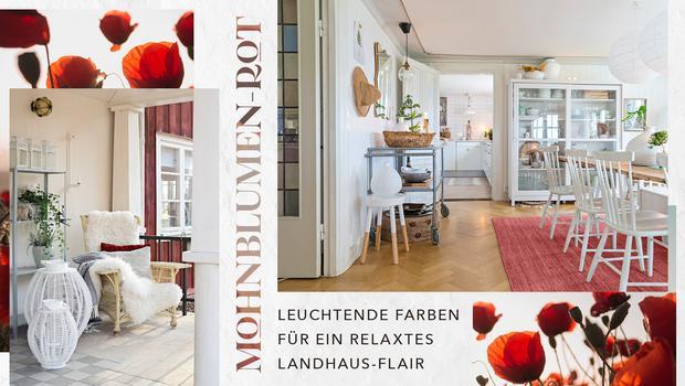 Ein Landhaus in Schweden
