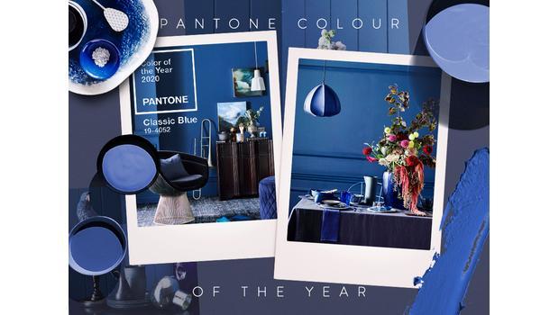 Die Pantone-Farbe 2020