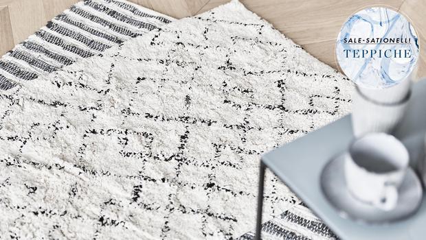 Teppiche von Wolle bis Jute