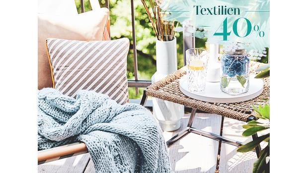 Kuschelige Textilien