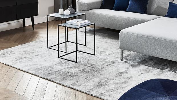 Trend: Samt-Teppiche