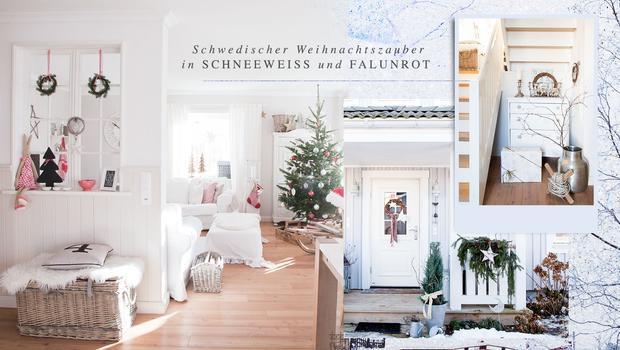 Weihnachten im Schwedenhaus