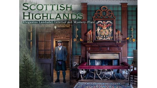 Mystisches Schottland-Flair