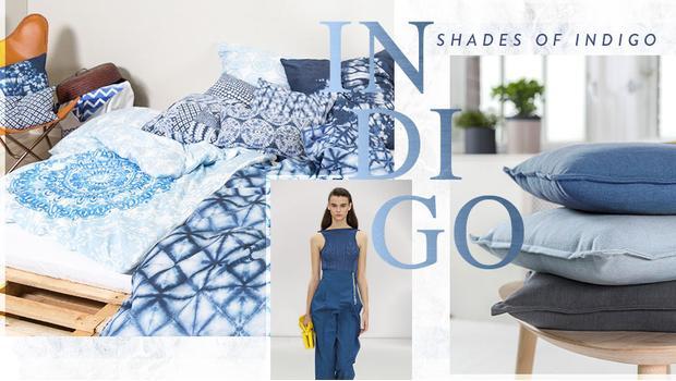 Indigo – das neue Schwarz