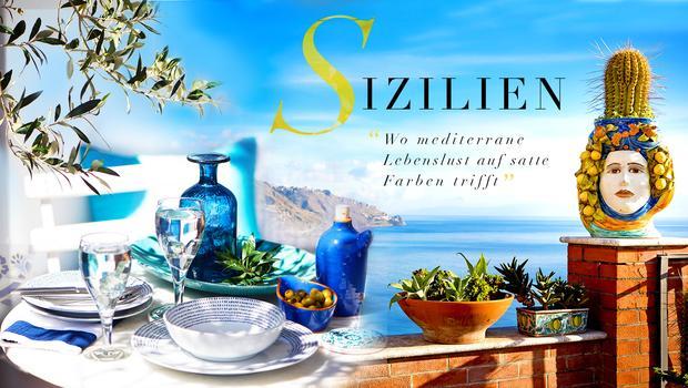 Der Stil von Sizilien