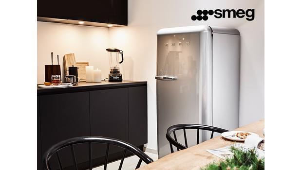 Smeg Kühlschrank Kaufen : Smeg kühlschränke smg02 kühlschränke im retro look westwing