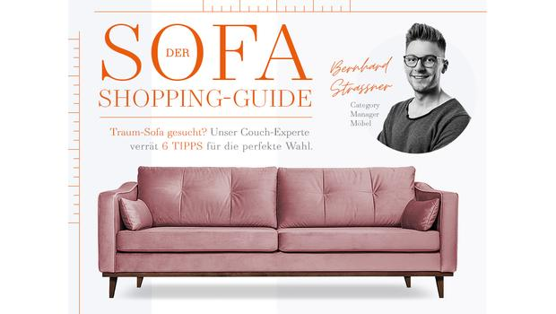 Der Sofa-Shopping-Guide