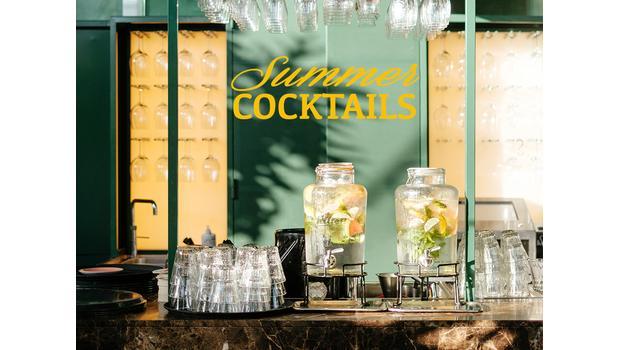 Einladung zum Sommer-Cocktail