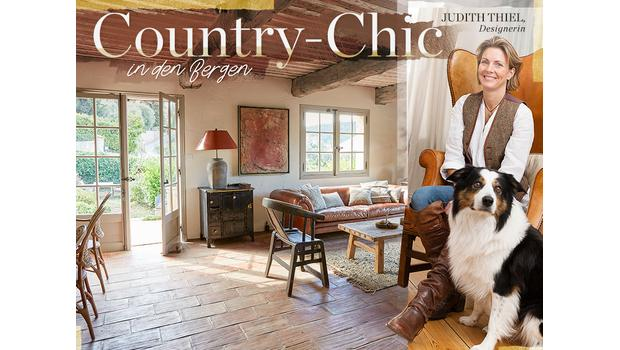 Country-Chic in den Bergen
