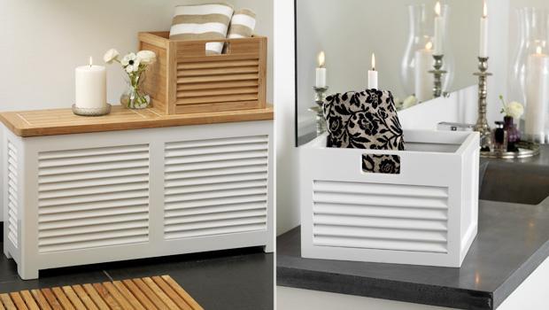 Schönheitskur fürs Bad Accessoires, Waschtische & Regale | Westwing