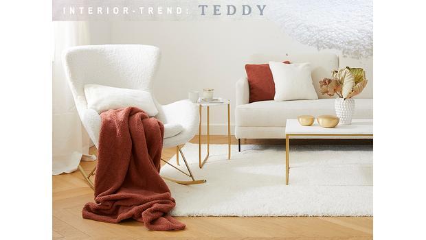 Interior-Trend: Teddy