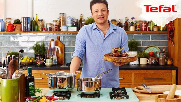 Tefal & Jamie Oliver