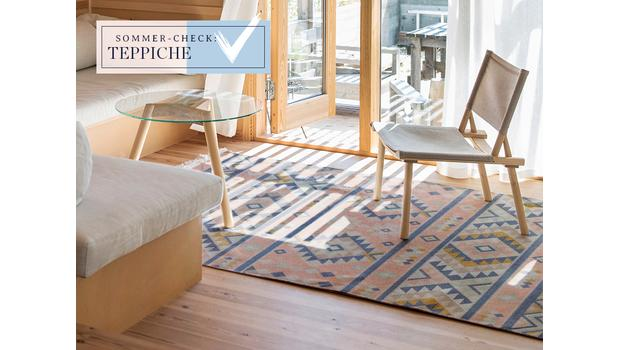 Barfuß-Teppiche