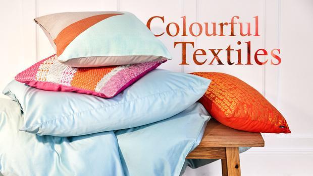 Textilien als Gute-Laune-Trick