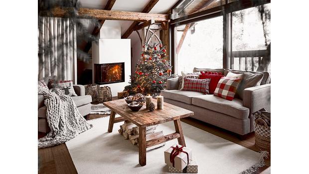 Weihnachten ganz traditionell