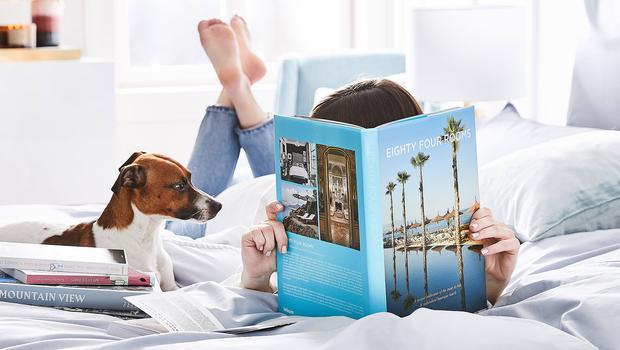 Reise-Bildbände gegen Fernweh