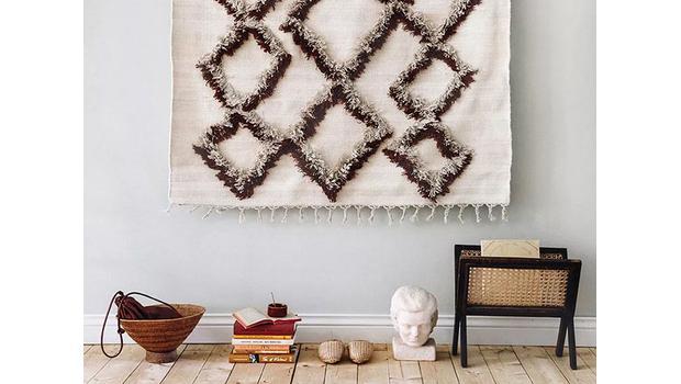 Wohn-Trend: Wand-Teppiche