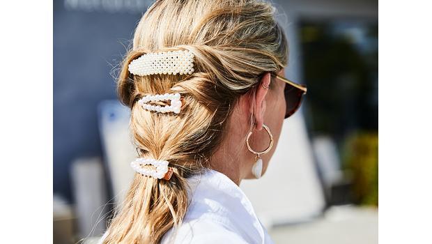 Trend: Haar-Accessoires