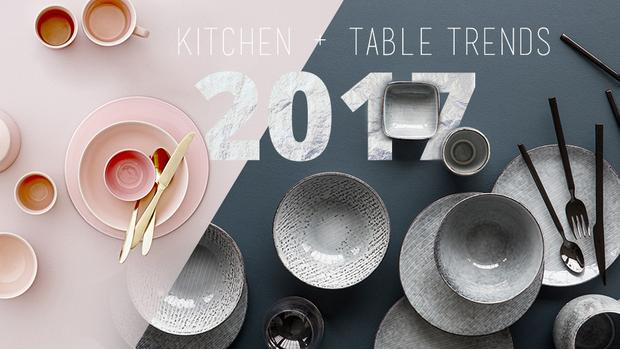 Kitchen & Table Trends