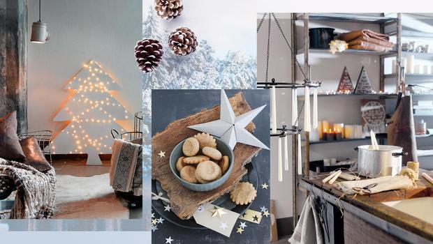 Weihnachten im Loft