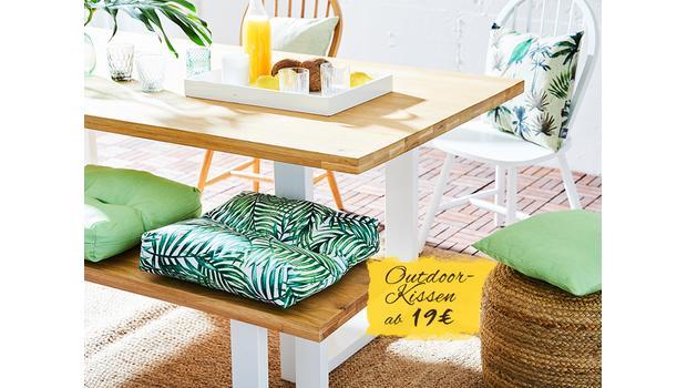 Outdoor-Textilien ab 19 €