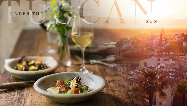 Verliebt in die Toskana