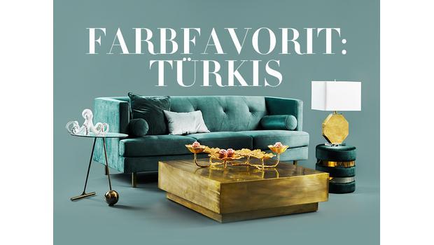 Westwing Liebling: Türkis