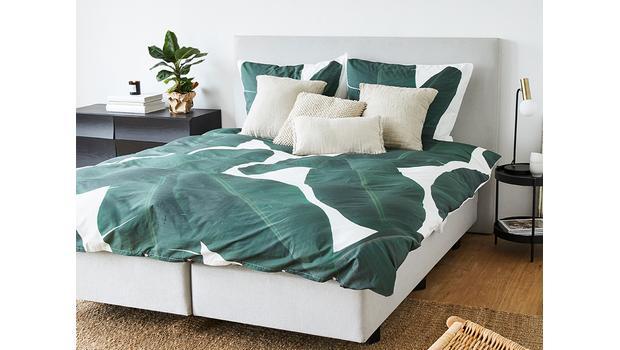Sommer-Bettwäsche 3x anders