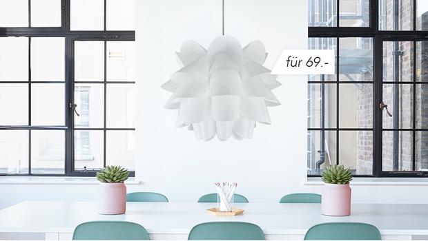 Beeindruckendes Licht-Design