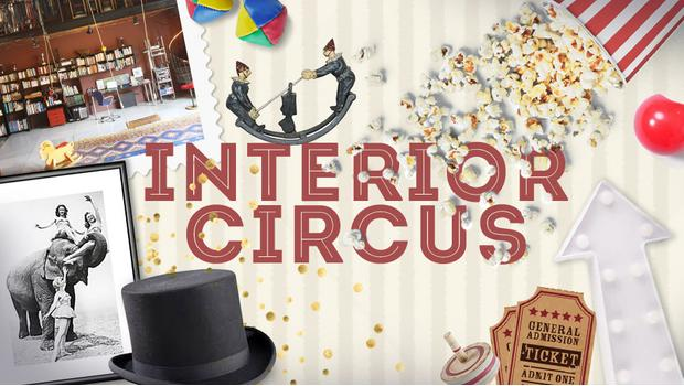 Verspielter Zirkus-Zauber