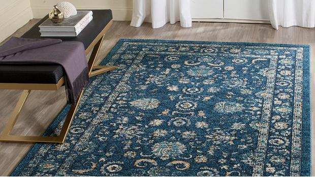 Teppiche im Vintage-Stil