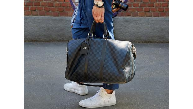 Luxus-Vintage-Taschen für Ihn